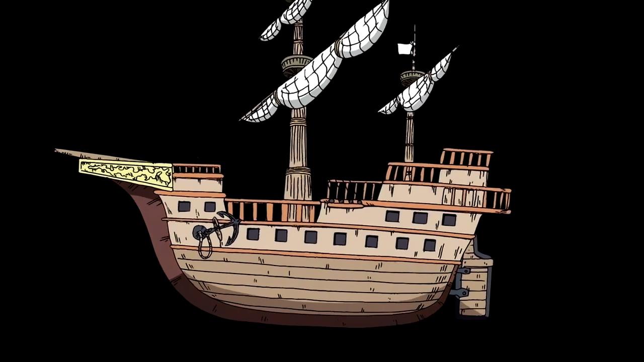 Favorit Piratenschiffe – OPwiki - Das Wiki für One Piece FE97