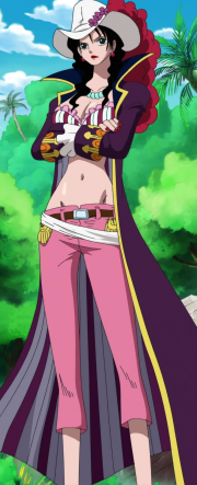 Nackte one piece images 33