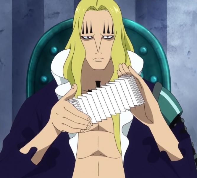 One Piece Zeitsprung