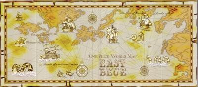 one piece karte Die Welt – OPwiki   Das Wiki für One Piece